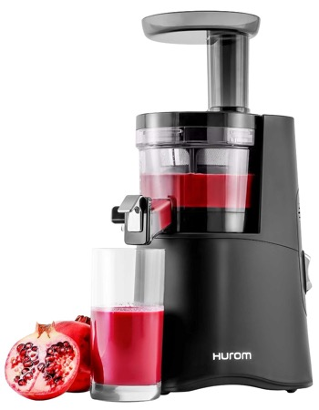 Hurom Slow Juicer With Tofu Maker And 2 Fruit Strainers : Super-Kitchen.com Reviews of The Best Kitchen Appliances ...