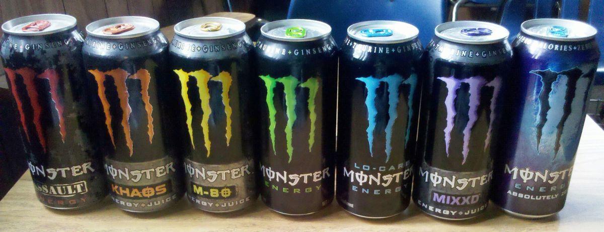 Energie Drinks Gesundheit