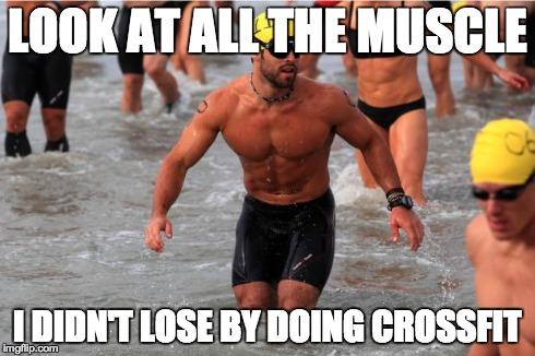 crossfit muskeln meme