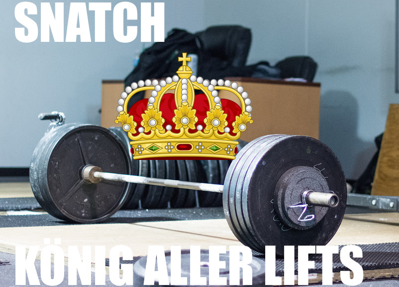 snatch könig aller lifts