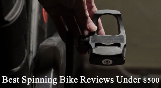Best Spin Bike Reviews Under 500 Dollars