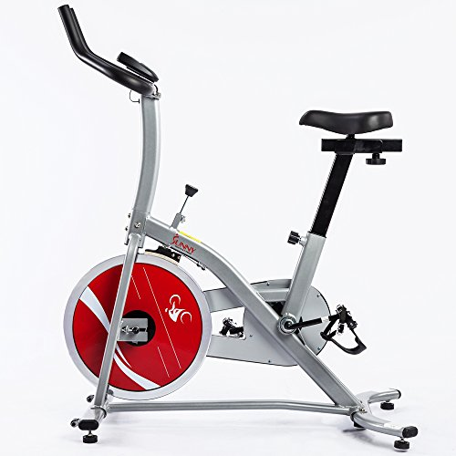 Sunny Health and Fitness Indoor Cycling Bike Review