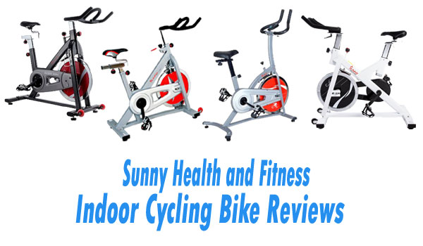 Sunny Health and Fitness Indoor Cycling Bike Reviews