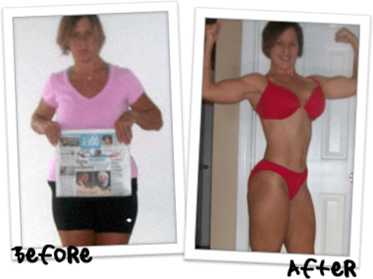 Success Story - Losing Weight on the Indoor Cycling Bike