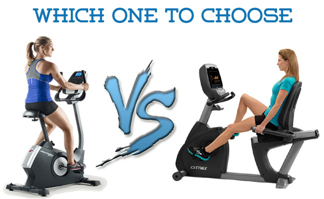 Recumbent Bike VS  Upright Stationary Bike – What You Need To Know