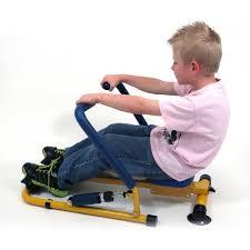 Indoor Gym Equipment for Kids - rower