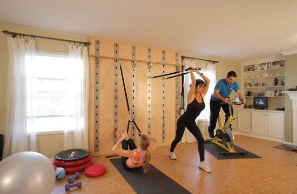 gymnastics equipments for home
