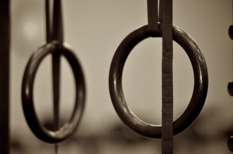 Gymnastic Rings-cheap crossfit equipment