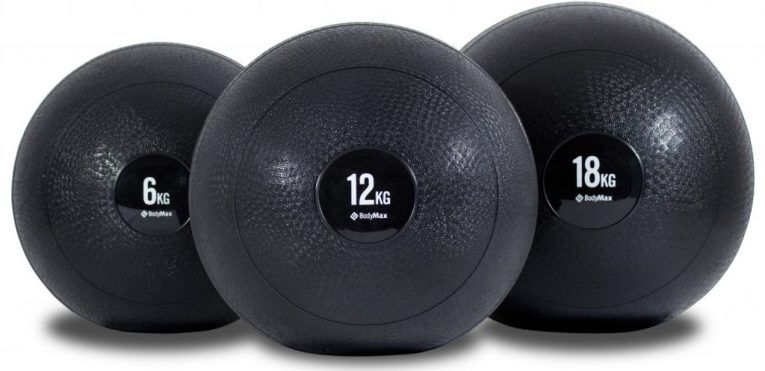 Medicine or Slam Ball -crossfit equipment for home