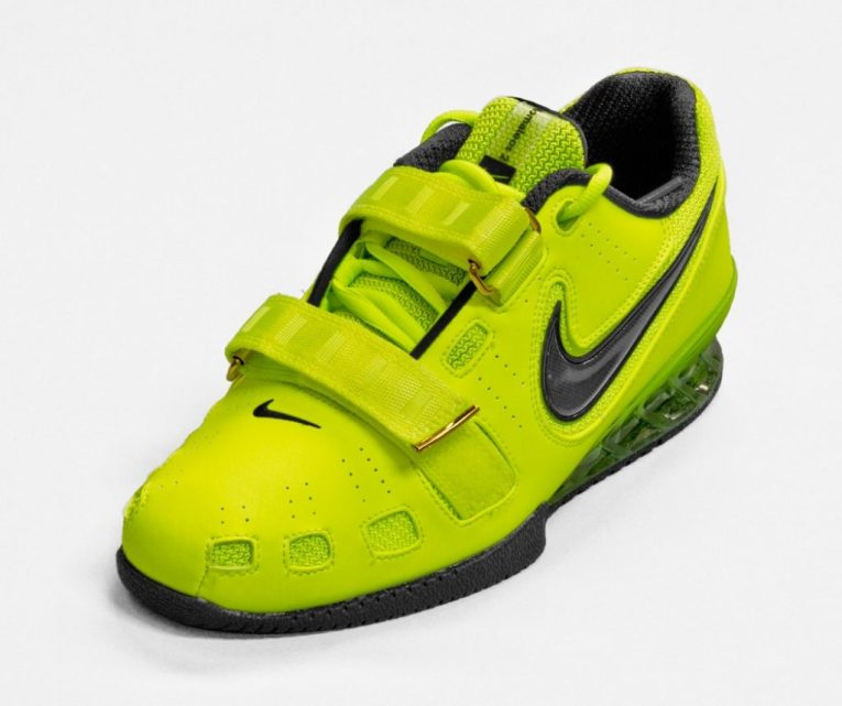 Nike Romaleos -best shoes for weightlifting