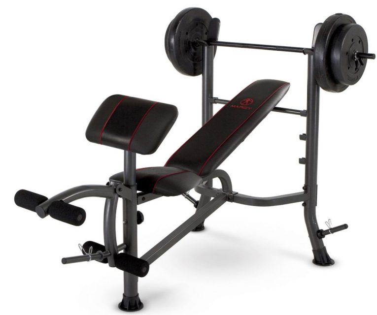 Weight Bench-crossfit equipment for home