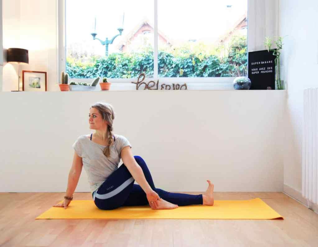 Andréa BUDILLON SuperBanane blog Yoga Yogathérapie Naturopathie santé naturel bio cours de yoga chaville 92 78