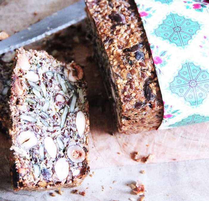 recette pain sans gluten sans farine cétogène naturopathie naturopathe