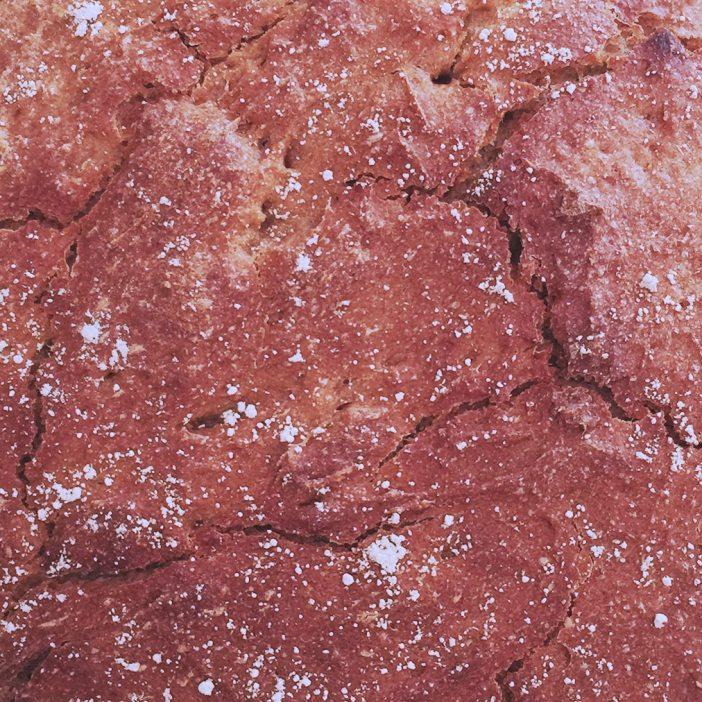 recette pain maison pain cocotte main à la poele