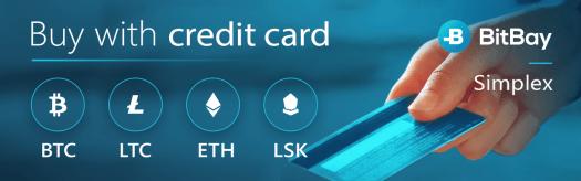 BitBay Credit Card