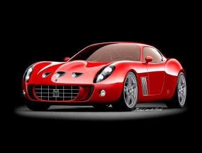 2008 Vandenbrink 599 GTO