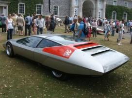 1970 Vauxhall SRV