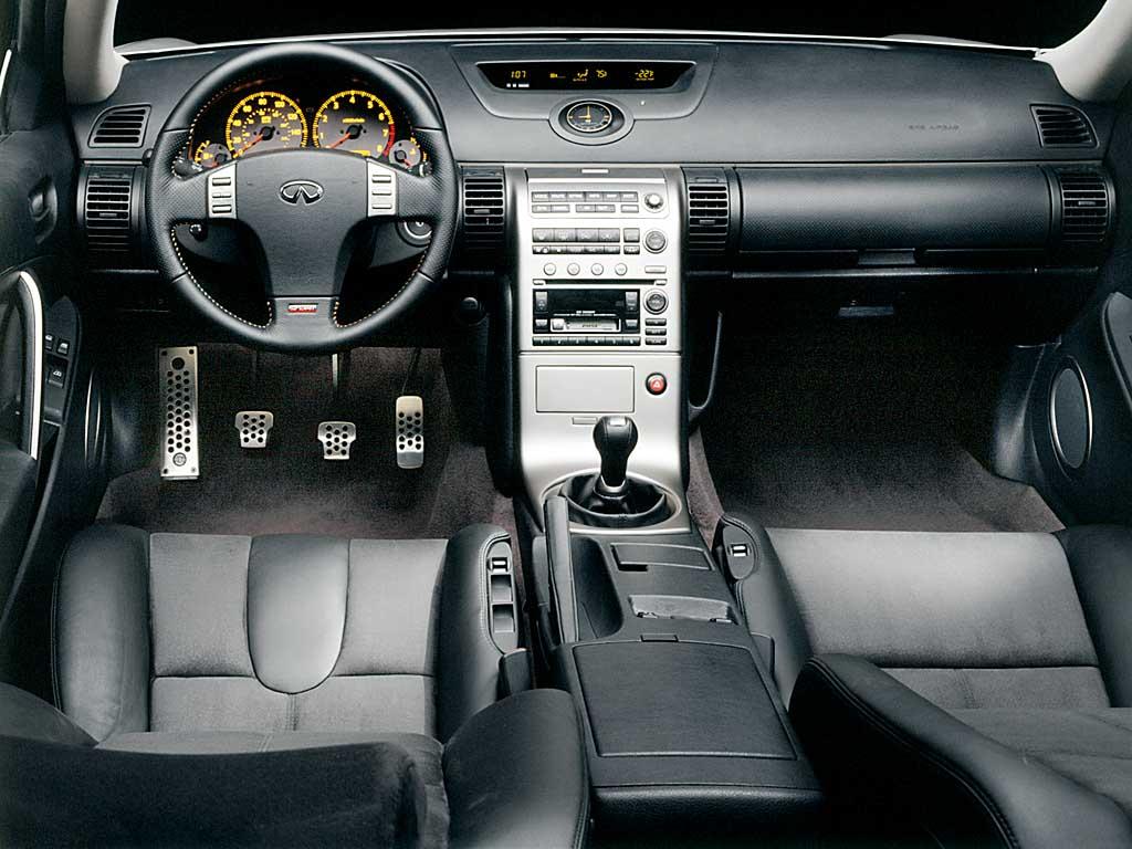 G35 Interior Mods