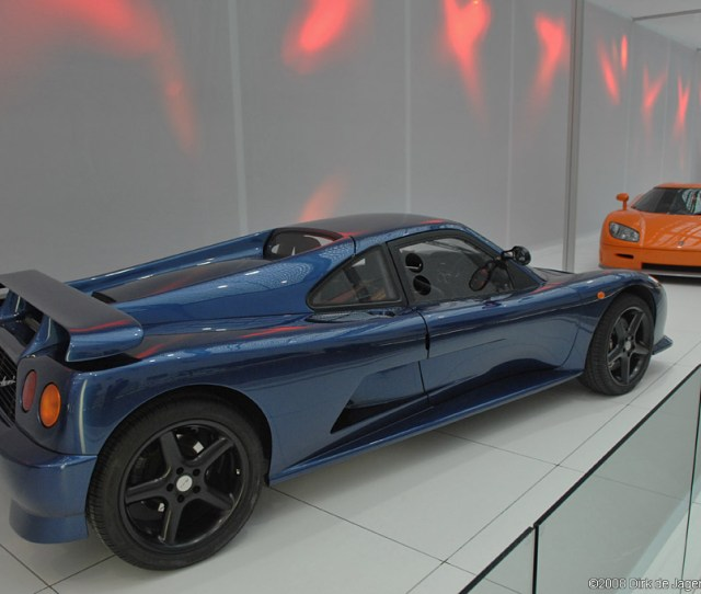 Learn More About The Ascari Ecosse