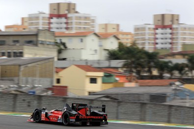 David Brabham/Karun Chandhok/Peter Dumbreck JRM HPD ARX 03a Honda