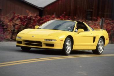 1997 Acura NSX-T