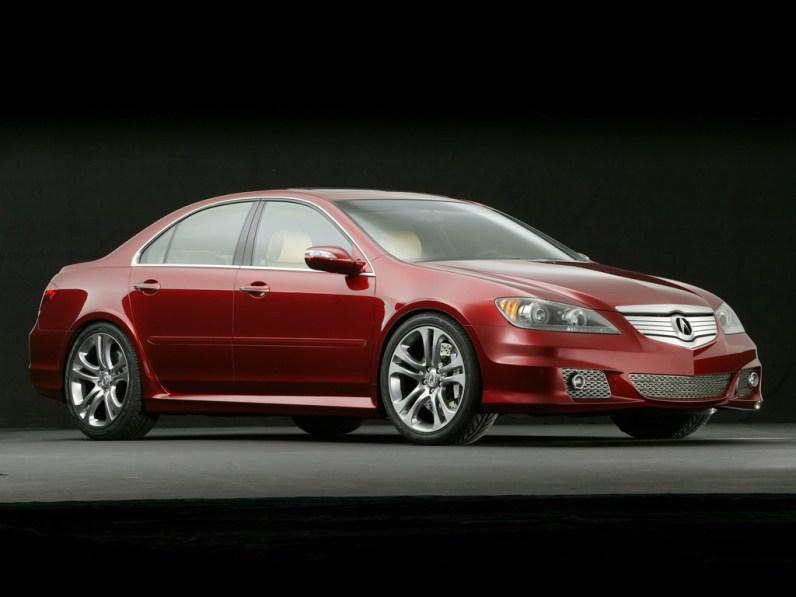2005 Acura RL A-Spec Concept