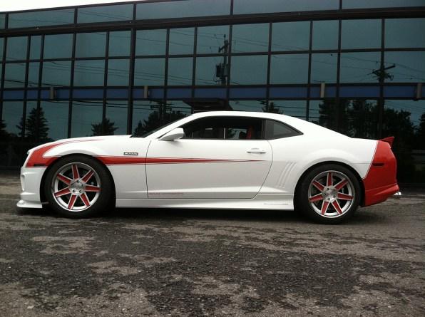 2011 Baldwin-Motion Camaro Phase III 427-SC