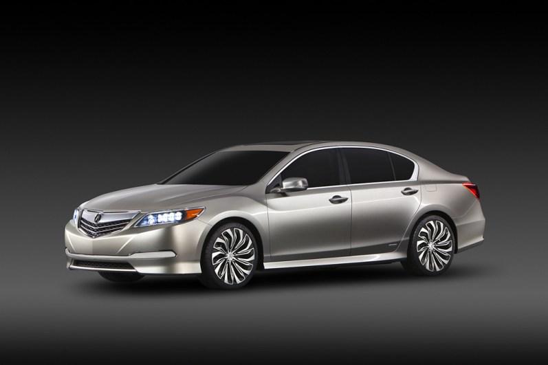 2012 Acura RLX Concept