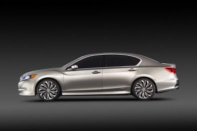 2013 Acura RLX Concept