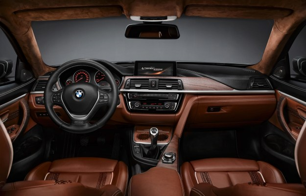 2012 BMW Concept 4 Series Coupé