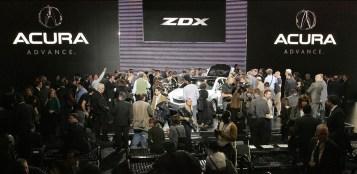 All-New Acura ZDX
