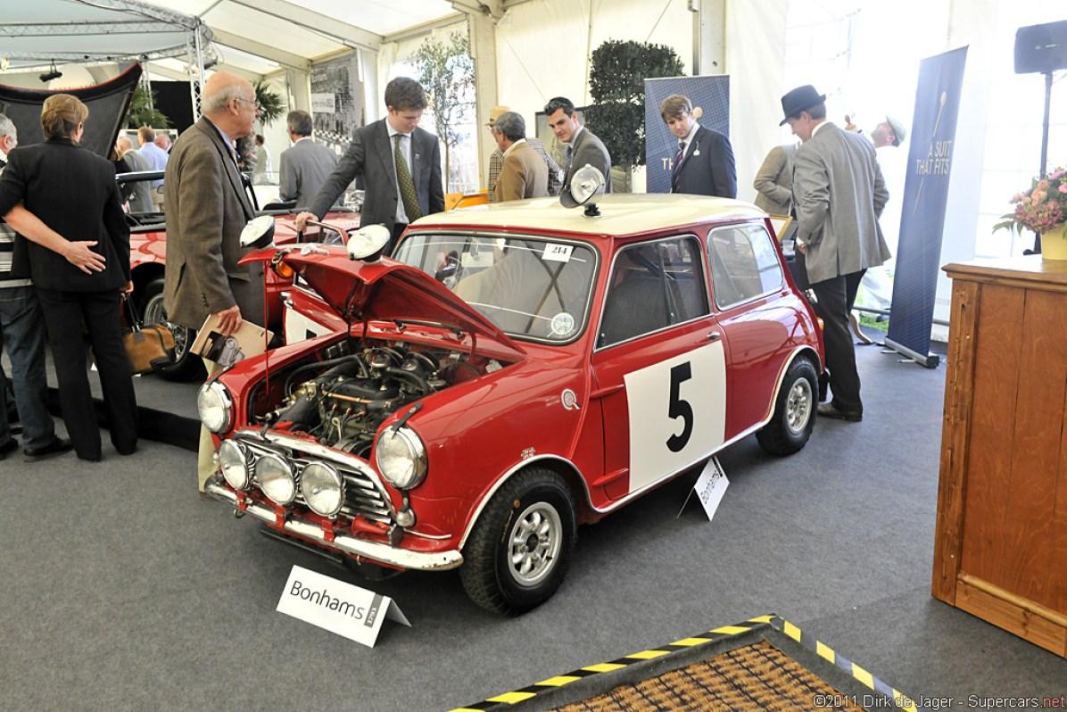 1964 Morris Mini Cooper S Works Rally