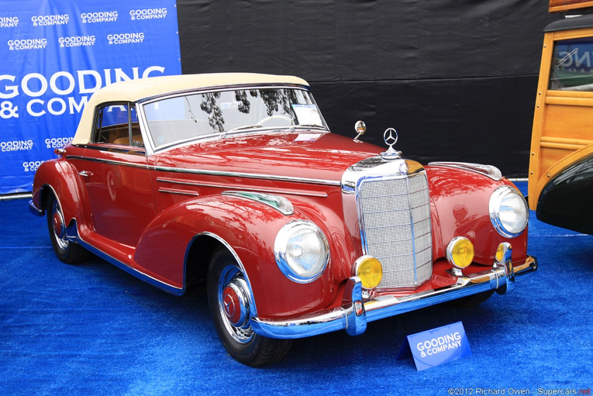 1956 Mercedes-Benz 300 SC Roadster