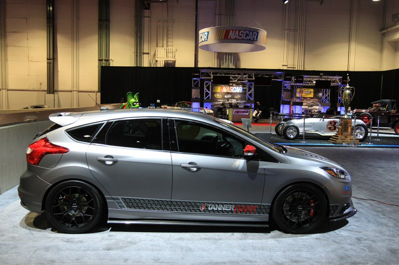 2013 Tanner Foust Racing Focus ST