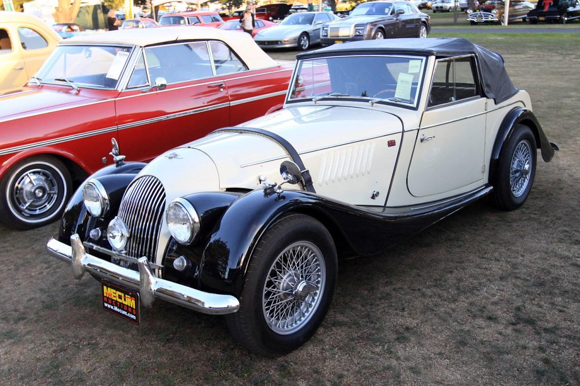 1950→1968 Morgan +4 Drophead Coupé