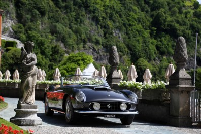 1958 Ferrari 250 California LWB Spyder Gallery