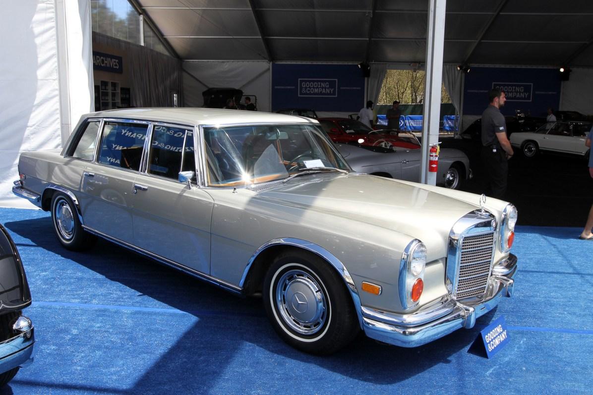 1963→1981 Mercedes-Benz 600 Limousine