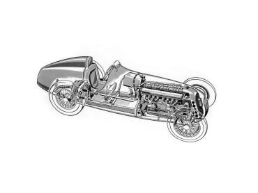 1934 Mercedes-Benz W25