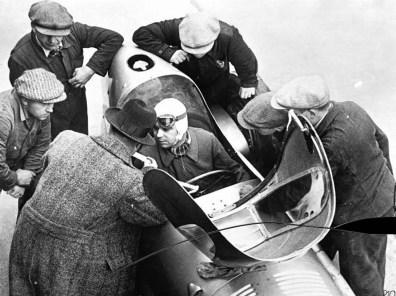 1934 Mercedes-Benz W25 Record
