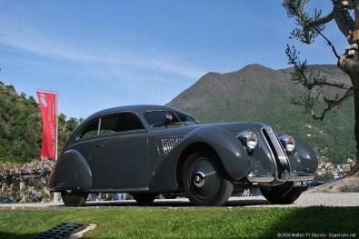 1935 Alfa Romeo 6C 2300 Mille Miglia