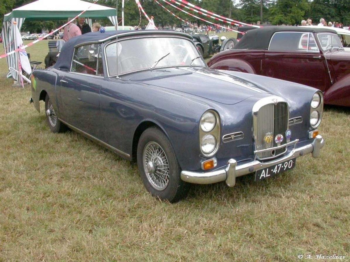 1936 Alvis 3½ Litre