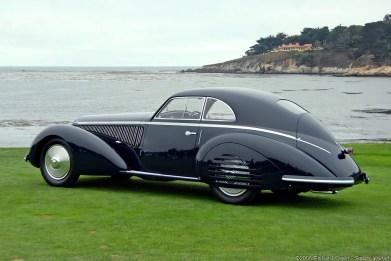 1937 Alfa Romeo 8C 2900B Lungo Berlinetta