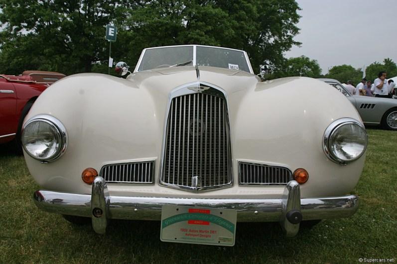 1948→1950 Aston Martin DB1 2-Litre Sports