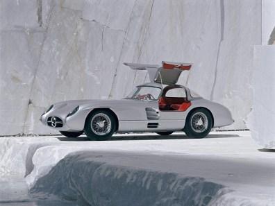 1955 Mercedes-Benz 300 SLR Uhlenhaut Coupe
