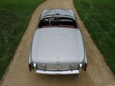 1956 Aston Martin DB2/4 Mark II Touring Spyder