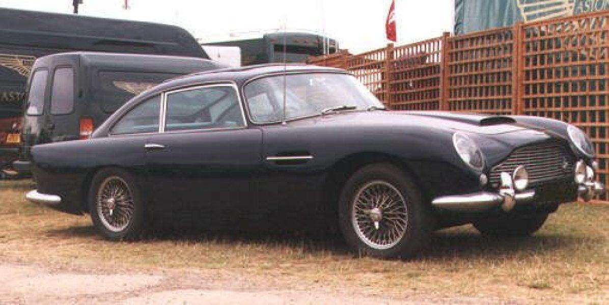 1961 Aston Martin DB4 Series V Vantage