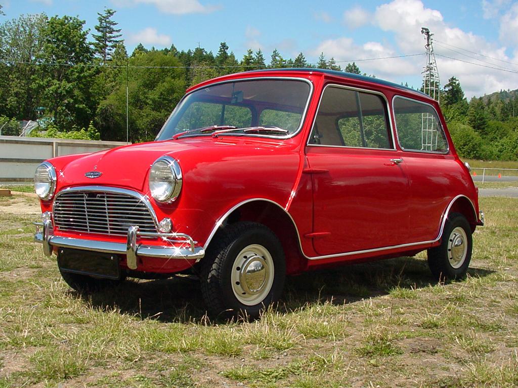 1963 Austin Mini Cooper S Review