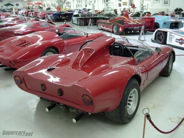 1967 Alfa Romeo T33 'Perescopio'