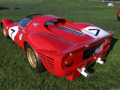1967 Ferrari 330 P4 | Ferrari | SuperCars.net