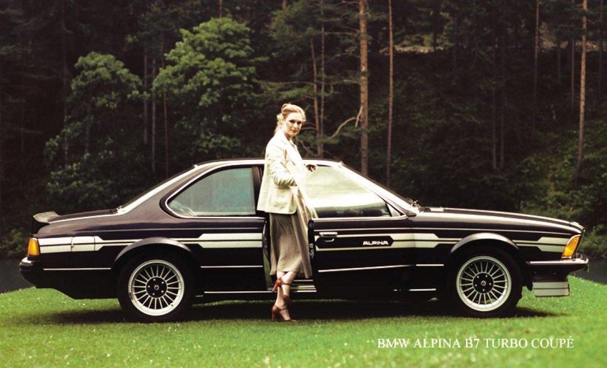 1978→1982 Alpina B7 Turbo Coupé